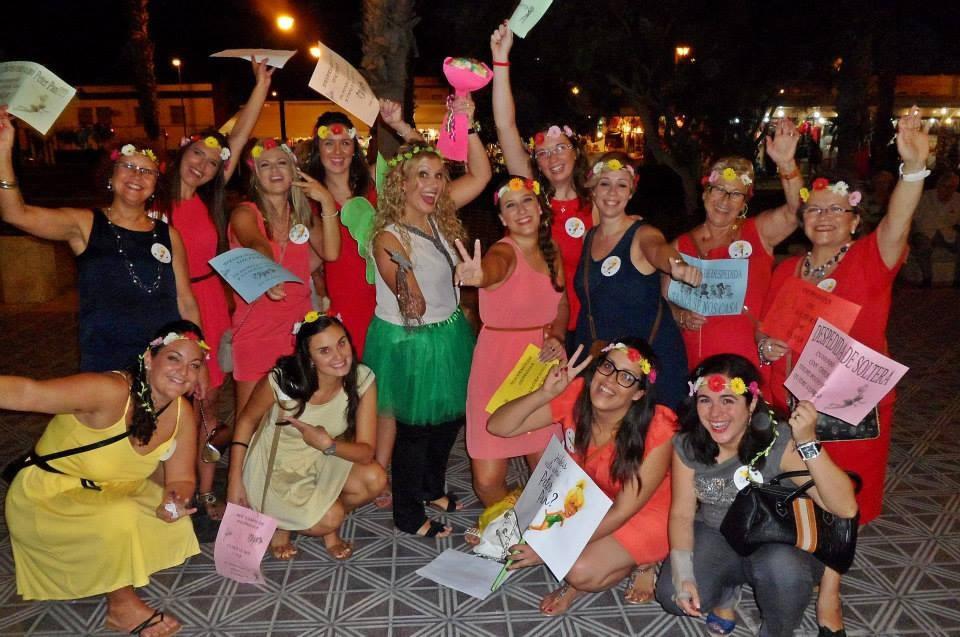 Actividad gymkana para celebraciones de despedida de soltero realizado por Despedidas Vitoria