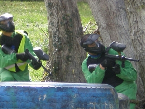 Paintball en Vitoria con Despedidas Soltero Vitoria
