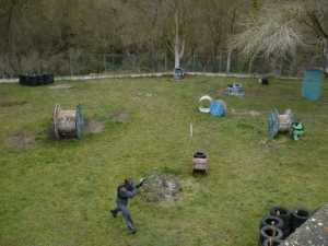 Paintball en Vitoria con Despedidas Soltero Vitoria-gasteiz