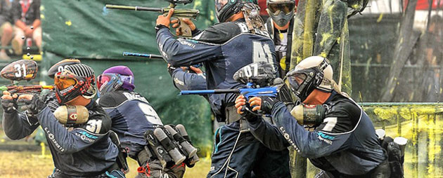 Paintball en Vitoria con Despedidas Vitoria